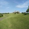 真夏日のゴルフ