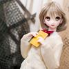 no.1447 DDH-06(セミホワイト肌)<ナギ作DDカスタムヘッド>