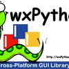 【Windows】wxPythonを動かしてみる