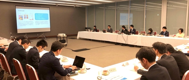 経団連雇用政策委員会人事・労務部会でメルカリの事例を講演