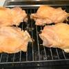 【1食110円】鶏もも肉のヘルシオ塩焼きの自炊レシピ