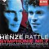 ヘンツェ;交響曲 第7番 & 舟歌