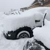 雪が降ったらワイパーたてる…スキー場ではサイドを引かない…