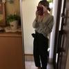 【着回し力抜群の黒パンツ】何にでも合う服ってコスパ高いです!!