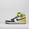 "【抽選は終了しました】""NIKE AIR JORDAN 1 HIGH OG VOLT GOLD (555088-118)"""