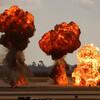 春日部の爆弾事件と世界の爆弾事件とのシンクロ