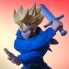 3体揃うと神フィギュアに!? ドラゴンボールZ Absolute Perfection Figure-TRUNKS-  開封レビュー!!