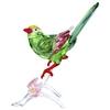 スワロフスキー 「ヘキサン Green Magpie」5244650