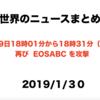 2019/1/30 BitTorrent は BTT をうたった詐欺サイト、ICO、Airdrops に対して警告などニュースまとめ