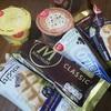 タイのコンビニやスーパーで手ごろに買えるアイスを食べ比べてみた