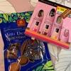 輸入菓子:エイム:ミニデザートミルクダークチョコ/フィンガーチョコ