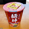 【カップ麺】明星 麺神カップ 極旨辛豚味噌&カップヌードル 鶏白湯 ビッグ