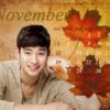 Hello! November キム・スヒョンさん、元気にやっている・・・ような気がします