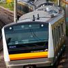 9/29 E233系8000番代N15編成 中央線団体列車