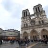 【フランス・パリ】火災に遭う前、在りし日のノートルダム大聖堂を振り返る