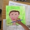 3年生:みんなの顔が完成