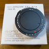 MS-OPTICS Hipolion 19mm F8 レンズキャップ