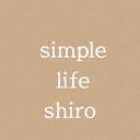 simple_life_shiro's blog