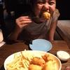 【エムPの昨日夢叶(ゆめかな)】第1644回『潮見運河で美味しいハンバーガーを食べながら釣りをした夢叶なのだ!?』[8月18日]