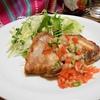 簡単!!豚肉のソテー  彩り野菜のマリネソース添えの作り方