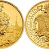 オーストリア 金メダル?フランツヨーゼフ 1883年