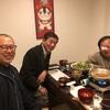 三軒茶屋で作戦会議。