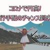 【コロナで円高】夏以降の海外旅行手配は今がチャンスなんじゃないか(ピンチはチャンス⁈)