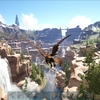 ARK:Survival Evolved ラグナロクマップをプレイ中