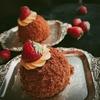 黒い森のケーキ(フォレ・ノワール)....苺バージョン