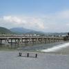 真夏の嵐山へ(京都)…20190818