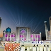 DAY84〜87 煌びやかに輝く青の都・サマルカンド・ウズベキスタン