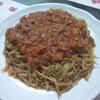 今日の晩飯 新潟名物イタリアンを作ってみた。