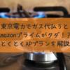 【解説】東京電力の新プラン、とくとくガスAPプランはお得?