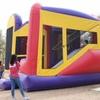 アメリカで4歳児のお誕生日会。公園でバースデーパーティー。