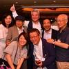 ⑵ NIKON 新宿ギャラリ-オープンレセプション JPS日本写真家協会 APA日本広告写真家協会  AJWPA全日本福祉写真協会