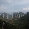中国旅行 30.中国バイクの旅 靖西から崇左 ベトナムとの国境地帯