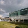 コロナ渦中の北九州空港の様子