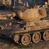 【World of Tanks】戦車レビュー T-34-85M