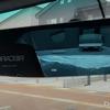 新TOYOTA86 納車前から放置してた「フレームレスルームミラー(ブルー)」を取り付ける!