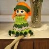 編み人形の女の子、ミィちゃん
