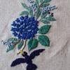 樋口愉美子さんのキットで生まれて初めての刺繍