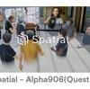 Spatial試した。ARGlass,Quest,Webで動く会議システム!