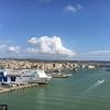 ノルウェージャンエピックで巡る西地中海クルーズ⑤~乗船4日目:チヴィタベッキア~