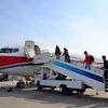中国東方航空国内線ビジネスクラス搭乗記【上海浦東ー武漢】