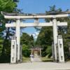 【青森観光】岩木山方面、岩木山神社へ。