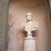 ハドリアヌス帝の胸像(サンタンジェロ城、ローマ)