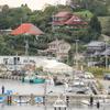 「おかえりモネ」の舞台を訪ねて (1)気仙沼・大島ウェルカムターミナル(浦の浜)