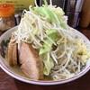 平塚市見附町の「ラーメン 豚んち」でラーメン&味つけ玉子