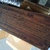 小野式製麺機レストア 板塗りから試運転