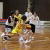 バスケ・ミニバス写真館61 一眼レフで撮影したバスケットボール試合の写真